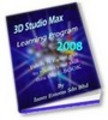 Thumbnail 3D Studio Max 2008 Training Tutorial eBook