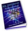 Thumbnail SQL 2000 Server Administration