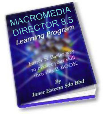 Product picture MACROMEDIA DIRECTOR 8.5