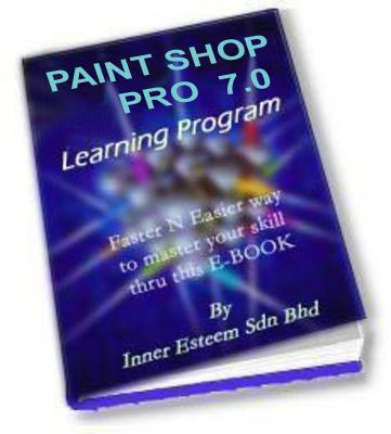 Product picture PAINT SHOP PRO 7.0 EBOOK